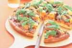 Turkish Lamb And Pumpkin Pizza Recipe Dinner