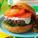 Turkish Spinach Feta Burgers 1 Appetizer