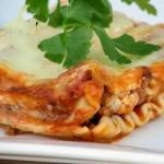 American Bobs Awesome Lasagna Recipe Appetizer