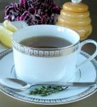 French Thyme for French Healing Tea Dessert