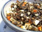 American Snoqualmie Wild Rice Apple Salad Dessert