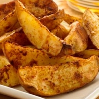 Australian Baked Potato Wedges Appetizer