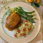 British Braised Pork Chops with Orange-mustard Sauce Alcohol
