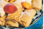 Russian Blinchiki russian Crepes With Sweet Ricotta Recipe Breakfast