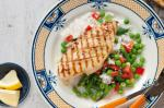 Portuguese Portuguesestyle Chicken With Rice and Green Bean Salad Recipe Dinner