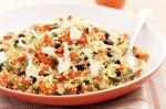 Canadian Roasted Carrot And Currant Couscous With Tahini Dressing Recipe Appetizer