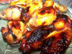 Canadian Maple Glazed Chicken Wings 1 BBQ Grill
