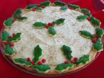 American Eggnog and Holly Pie Dinner