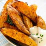 Caribbean Potato Wedges 6 Appetizer
