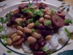 Russian Red Beans With Bell Pepper Dinner