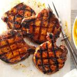 Ultimate Grilled Pork Chop recipe