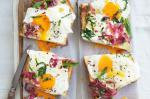 Arabic Arabian Buttered Eggs With Mint And Lemon Recipe Appetizer