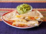 American Chicken Fajita Quesadilla Appetizer