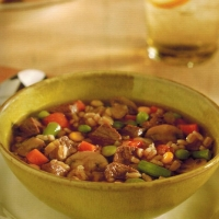 Canadian Beef Barley Soup 3 Soup