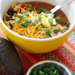 Canadian Soup- Chicken- Chicken Tortilla Soup Soup