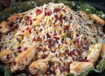 Iranian/Persian Barberry Rice zereshk Polow Recipe Appetizer