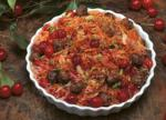 Iranian/Persian Rice with Sour Cherries albalu Polow Recipe Breakfast