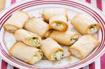 Australian Ricotta And Spinach Pillows Recipe Appetizer