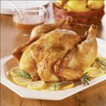 Canadian Roast Chicken for Rosemarie BBQ Grill