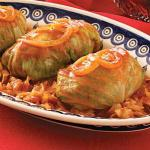 American Sweet and Sour Stuffed Cabbage 3 Appetizer