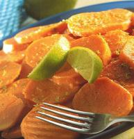 Caribbean Candied Sweet Potatoes Appetizer