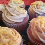 American Peanut Butter and Jelly Cupcakes Dessert