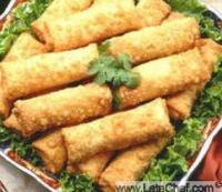Chinese Egg Rolls Appetizer