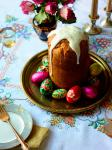 Russian Easter Bread kulich 1 Appetizer