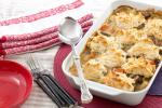American Chicken and Drop Biscuit Casserole Appetizer