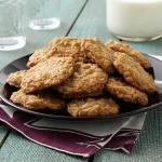 American Toasted Oatmeal Cookies Dessert