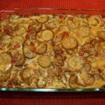 Canadian Zucchini Gratin with Parmesan Appetizer