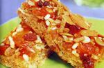Canadian Apricot Muesli Slices Recipe Dessert