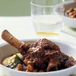 Moroccan Moroccan Lamb Shanks Dinner