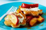 Canadian Pikelets With Easy Apple Compote Recipe Dessert