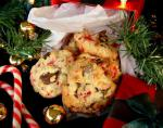 American Candy Cane Chocolate Chunk Cookies 1 Dessert