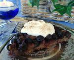 American Blueberry Bread Pudding Wonderful and Easy Dessert