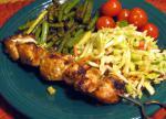 American Easy Chicken Satay 1 Dinner
