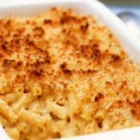 Canadian Macaroni and Cheese 1 Dinner