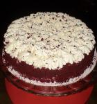 British Red Velvet Cheesecake 3 Dessert