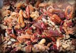 American Maple Glazed Fancy Trail Mix Dessert