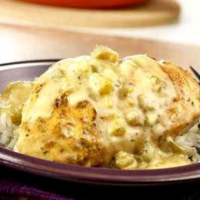 Canadian Rolled Stuffed Chicken Breasts Dinner