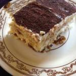 American Tiramisu Without Egg Breakfast