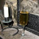 American Champagne with with Grand Marnier Appetizer