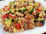 Canadian Oriental Chicken Summer Salad Appetizer