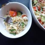 American Spaghetti Salad from Residue Appetizer