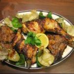 Indian Tandoori Marinade for Grilled BBQ Grill