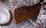 Irish Gingerbread with Stout Recipe Dessert