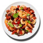 American Sauteed Shrimp With Capers and Olives Recipe Dinner