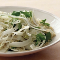 Mediterranean Fennel and Quinoa Salad with Parsley and Dill Appetizer