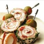 Canadian Turkey-olive Appetizers Appetizer